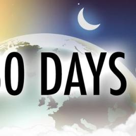 80 Days: choose your own path (and transportation!) around the world!