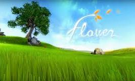 Flower: glide through beautiful fields of flowers collecting petals along the way.