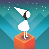 Monument Valley App (iOS and Android): a gentle and gorgeous puzzle game.