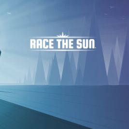 Race The Sun: fast, intense endless runner. Great for focus